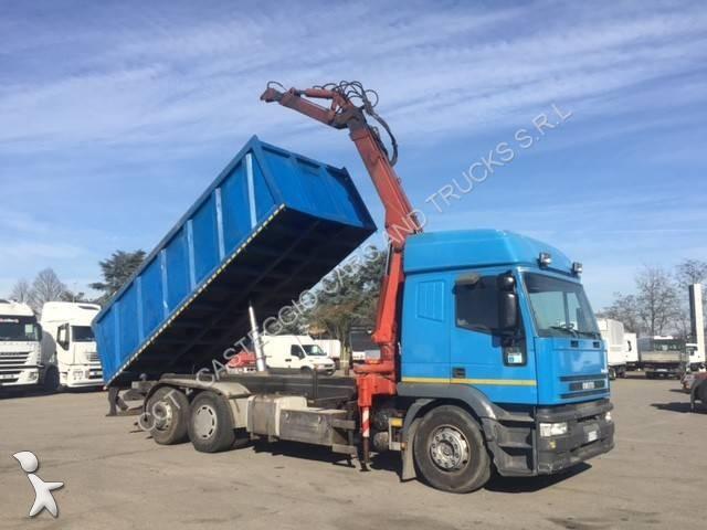 Camion ribaltabili 3264 annunci di camion ribaltabili for Rimorchi ribaltabili trilaterali usati