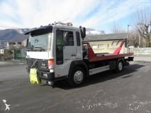 camión de asistencia en ctra Volvo