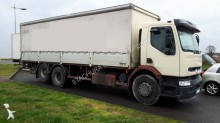 camion plateau ridelles bâché occasion