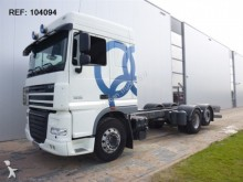 camión DAF XF105.460 CHASSIS SPACE CAB EURO 5