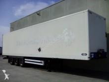 ciężarówka furgon Van Hool