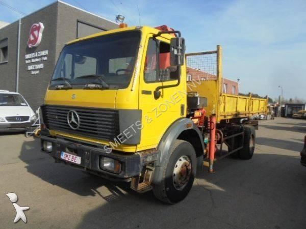 Camion ribaltabili 3052 annunci di camion ribaltabili for Rimorchi ribaltabili trilaterali usati