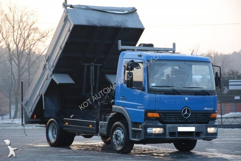 Camion ribaltabili podkarpackie 3 annunci di camion for Rimorchi ribaltabili trilaterali usati
