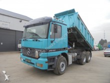 camion Mercedes Actros 2640 (FULL STEEL SUSP/ MANUAL)