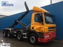 camión DAF 85 CF 430 8x4, Hook Container system, Manual, Ai