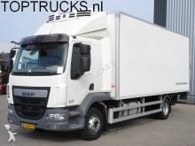 camión DAF LF 220 EURO 6 / THERMOKING LAADKLEP / FRIGO