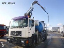 camión MAN 32.422 PUMP MIXER FULL STEEL HUB REDUCTION CIFA