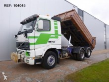camion Volvo FH12.380 DUMPER MANUAL FULL STEEL HUB REDUCTION
