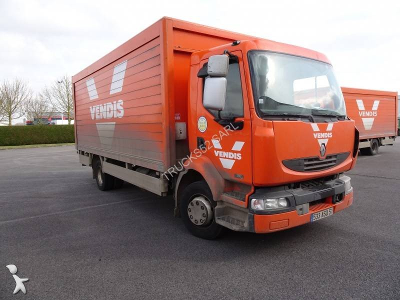 Camion renault euro 3 champagne ardenne 1 annonces de camions for Garage renault occasion chalons en champagne