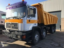 camion MAN 41.372 8x4 - Manual - Full steel
