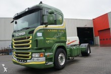 camion Scania G480 Retarder Engine Damage 2010