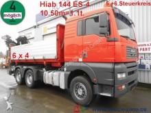 camión MAN TGA 26.460 6x4 3S.*Kran Hiab abnehmbar*10m=1.1t.