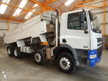camion DAF CF85 8 X 4 ALUMINIUM INSULATED TIPPER - 2006 - AE06 AWA