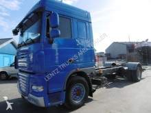 camión DAF XF105-410-SPACE CAB-MANUAL