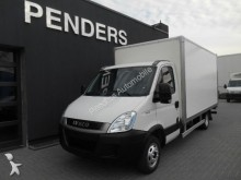 Iveco Daily 35C13 Koffer mit Ladebordwand truck