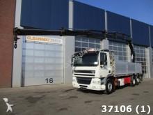 camion DAF 85 FAN CF 360 Euro 5 Hiab 14 ton/meter Kran