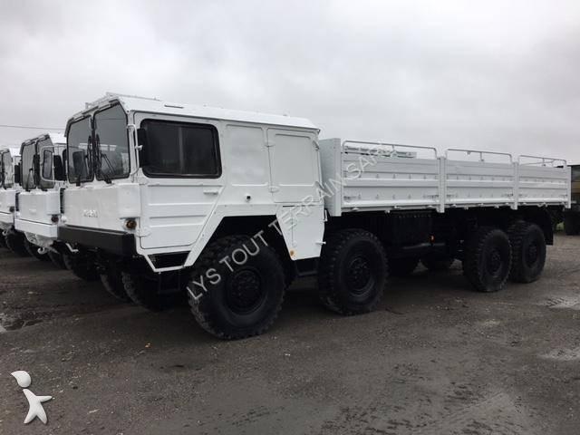 camion man militaire kat1 8x8 gazoil euro 0 occasion n 1951386. Black Bedroom Furniture Sets. Home Design Ideas