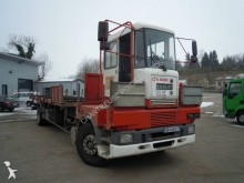 camion plateau porte fer DAF
