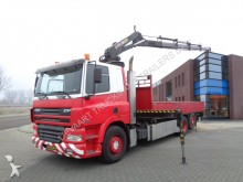 camion DAF CF85.430 / HIAB 22 T/M / Remote / NL / Retarder
