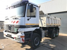 camión Mercedes Actros 3340 6x6 - Full Steel - Manual - Airco