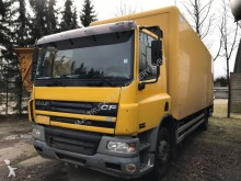 camión DAF CF 65.220 - CLOSED BOX - A/C - MANUAL ZF - BE TR