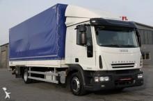 camión lona corredera (tautliner) caja abierta entoldada Iveco