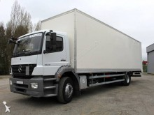 camion fourgon polyfond Mercedes