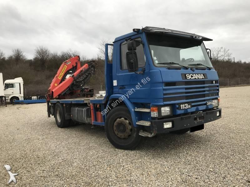 cerco camion usati per campania : ... Scania Rh?ne-Alpes, 7 annunci di camion Scania Rh?ne-Alpes usati