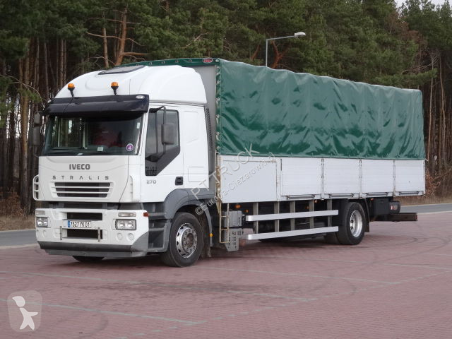 Camion Iveco STRALIS ACTIVE TIME 270