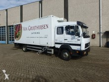 camion Mercedes 814 + manual + 6 cylinder