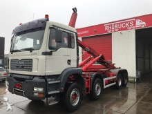 camión MAN 35-390 8X4 FULL STEEL VDL 25 TON