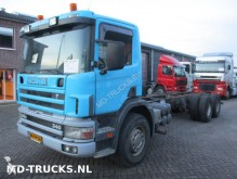 camion Scania P 114 340 6x2 steel manual