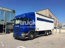camión Scania R420 6x2*4