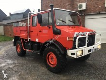 camion camion-cisterna incendi forestali Unimog
