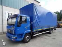 camion MAN LE 12.220/L2000 4x2 Pritsche + Plane **Bj 2006**