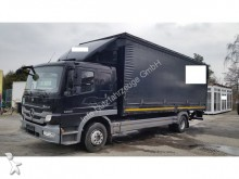 camion Mercedes 1222 Atego-Euro 5-LBW-7,22 m Edscha