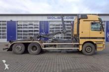 camion Mercedes ACTROS 2543 6X2 Euro3 Abrollkipper MEILLER