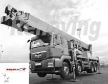 camión plataforma elevadora telescópica MAN