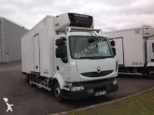 camión frigorífico especial flores Renault