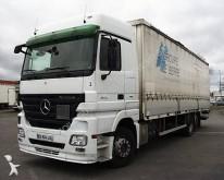 camion Teloni scorrevoli (centinato alla francese) cassone fisso Mercedes
