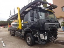 camion bisarca incidentato