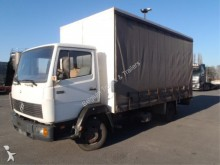 camion Mercedes 809 laadklep