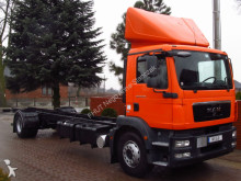 camion MAN TGM 18.340 4x2 BL *2012* CHASSIS 9.70m