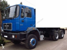 camión MAN 33-403 DFAK 6X6 CHASSIS BIG AXLES 13T