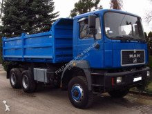 camion MAN F2000 33-403 DFAK 6x6 TIPPER BIG AXLES 13T SPRING