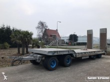 camion porte engins Nooteboom