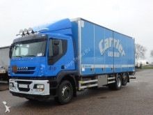 camion Iveco Stralis AT260S36 EEV 6X2 STEER AXLE
