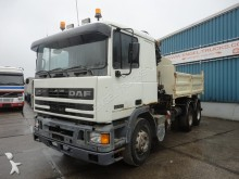 camión DAF FAT 95-360 ATI 6x4 FULL STEEL KIPPER (REDUCTION