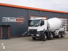 camion Mercedes Arocs 3240 8x4 EURO6 LIEBHERR 9m3 NEU! 2017!