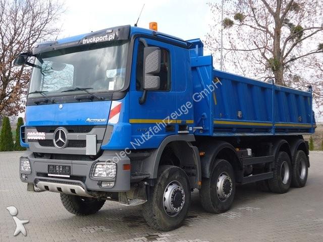 Camion ribaltabili 3201 annunci di camion ribaltabili for Rimorchi ribaltabili trilaterali usati